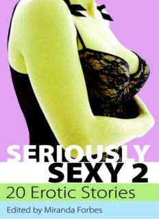 Seriously Sexy 2 [20 erotic stories]