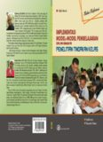 buku referensi implementasi model-model pembelajaran dalam bingkai penelitian tindakan kelas