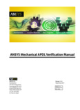 ANSYS Mechanical APDL Verification Manual.pdf