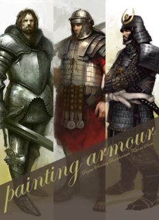 3D Total. Painting Armour: Digital Painting Tutorials