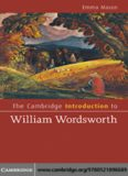 The Cambridge Introduction to William Wordsworth