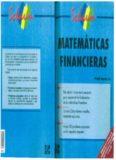 Matemáticas Financieras de Frank Ayres Schaum