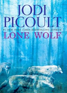 Lone Wolf A Novel