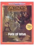 Fate of Istus (Advanced Dungeons & Dragons Greyhawk module WG8)