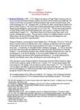 Chapter V The Line of Benjamin Hendrick son of Hance Hendrick