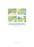 MUELLER DESIGN BOOK - Mueller Austin