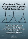 Feedback Control of Dynamic Bipedal Robot Locomotion (Automation and Control Engineering)