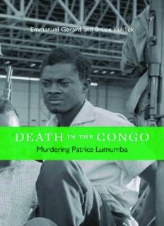Death in the Congo : murdering Patrice Lumumba