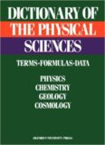 Dictionary of the Physical Sciences: Terms, Formulas, Data