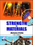A Textbook of Strength Of Materials Mechanics of Solids By Dr. RK Bansal