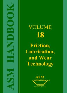 Friction, Lubrication, and Wear Technology.pdf