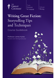 Writing Creative Fiction