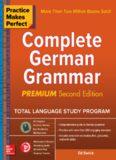 Complete German Grammar