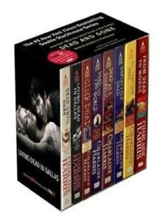 Sookie Stackhouse Full Box Set