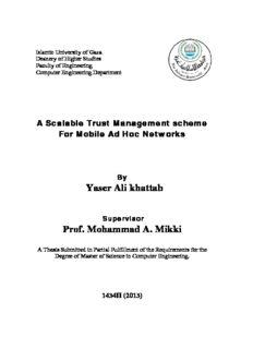 Yaser Ali khattab Prof. Mohammad A. Mikki