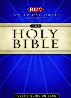 The Holy Bible, New King James Version