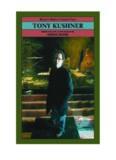Tony Kushner (Bloom's Modern Critical Views)