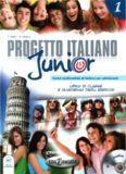 Progetto Italiano Junior 1 - Libro di classe & Quaderno degli esercizi (Livello A1)