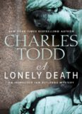 A Lonely Death An Inspector Ian Rutledg