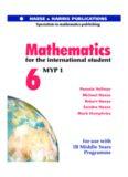 Mathematics for the International Student: Year 6 IB MYP 1