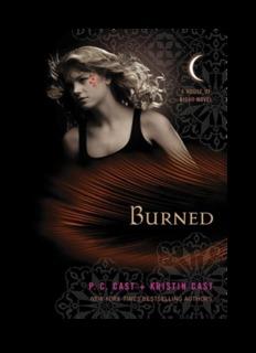 BURNED - House of Night
