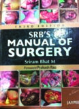 SRB's Manual of Surgery, 3rd Edition