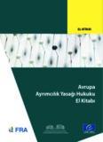 Handbook on European non-discrimination law