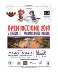 Open Riccione 2018