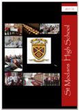 St Modan's High School