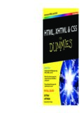 HTML, XHTML and CSS For Dummies, Seventh Edition (For Dummies (Computer Tech))