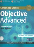 Objective Advanced - Student's Book with Answers - Fourth Edition