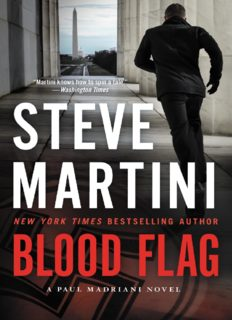 Blood Flag: A Paul Madriani Novel