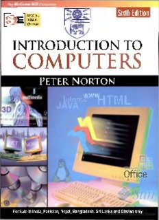 Intro to Comp[Peter Norton]