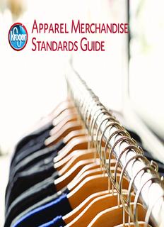 Apparel Merchandise Standards Guide