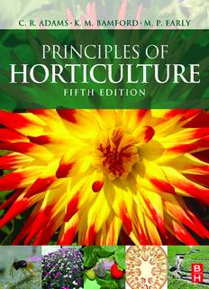 Principles of Horticulture - Colin Alexander