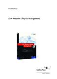 SAP Product Lifecycle Management - SAP PRESS