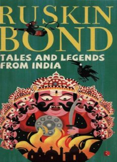 Tales And Legends Of India - Ruskin Bond