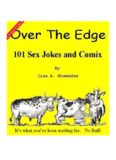 Over the Edge [101 Sex Jokes and Comix]
