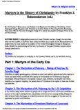 Balasundaram, Franklyn J. (ed.) - Martyrs in the History of .pdf