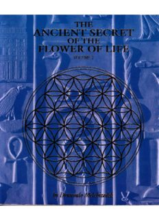 The Ancient Secret of the Flower of Life: Volume 2 (Ancient Secret of the Flower of Life)