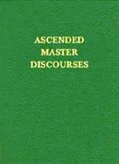 Saint Germain Press #06 – Ascended Master Discourses By The Ascended Masters
