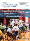 Okrągły Stół dla Niepełnosprawnych Film dla Stasia Gortat Camp Lekkoatleci podbili Londyn