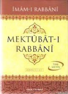 Mektubat-ı Rabbani I. Cilt - İmam Rabbani