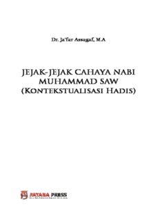 JEJAK-JEJAK CAHAYA NABI MUHAMMAD SAW