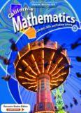 California Mathematics: Concepts, Skills, and Problem Solving, Grade 6