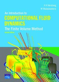 An Introduction to CFD Finite volume method, Versteeg