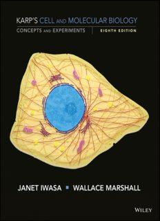 Karp's Cell and Molecular Biology