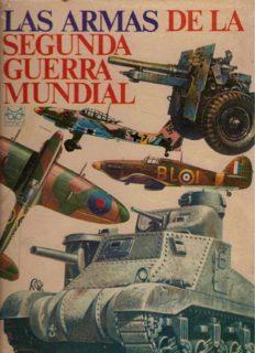 Las Armas de la Segunda Guerra Mundial
