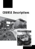 Course Descriptions - Santa Monica College
