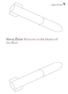 Welcome to the Desert of the Real: Five Essays on September 11 and Related Dates